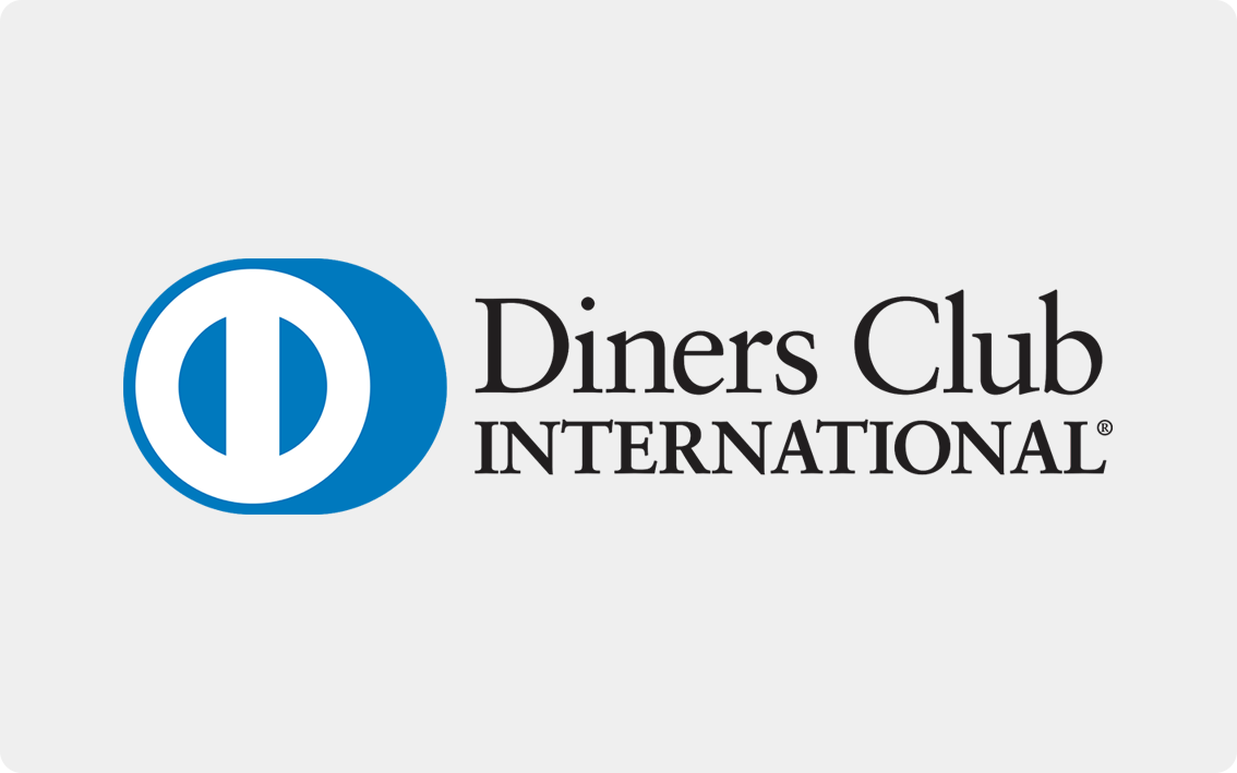 Zahlung mit Diners Club
