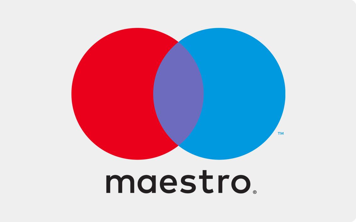 Zahlung mit Bankomat Maestro