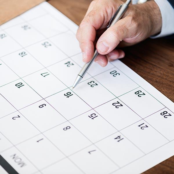 Monatsrechnung, Sammelrechnung, Privattaxi, Firmentaxi
